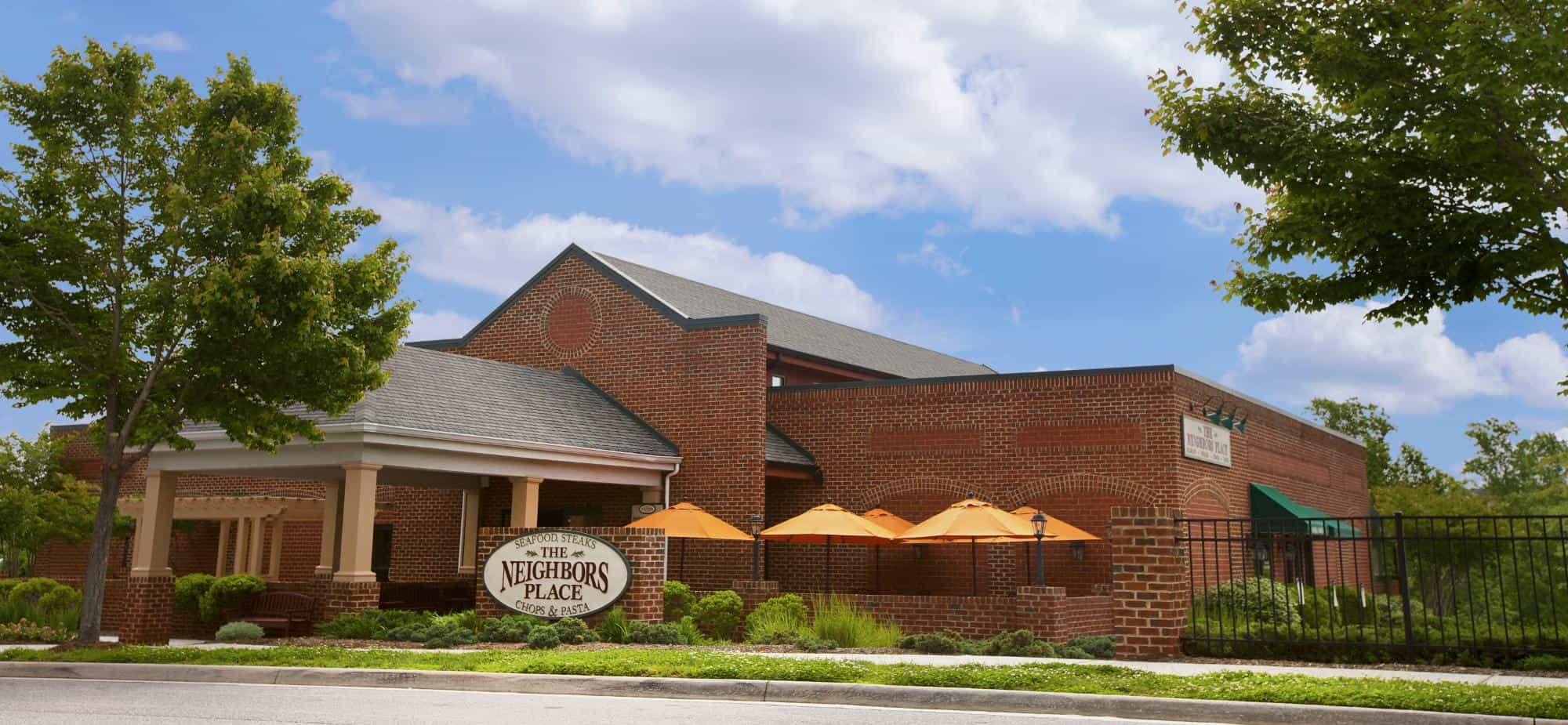 Neighbors Place Restaurant Best Restaurants Lynchburg